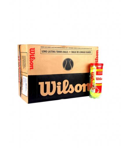Home Wilson Championship Extra Duty Tennis Balls 24 Cans.  championshipcarton1.png e9e5feefca9d1